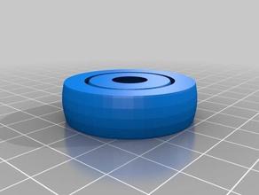 my cust easy gyro test 120mm 7 11x5513 mechanical toys customized