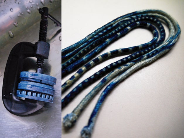 indigo dye tool2-stripe s