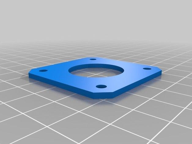 plate 3d printer accessor