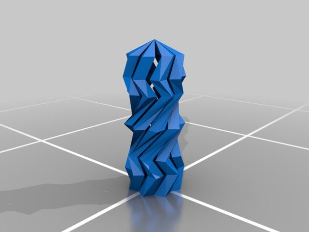 structure 1 3d printing