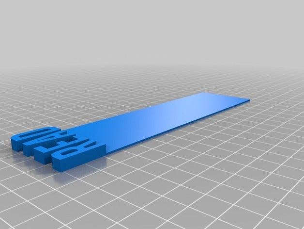 bookmark read 3d printing