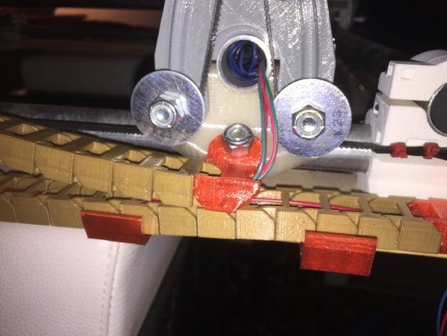 mpcnc roller chain mounts