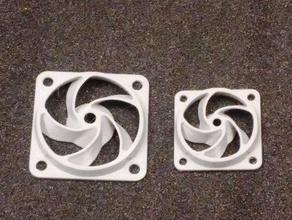 grille rejillas 3d printer accessories 30mm 30x30 30x30 fan 40mm 40x40 40x40 fan 40x40 fan guard fan duct fan grill fan shroud rejilla ventilador