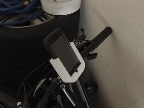 LENKER-Halterung-iphone 5 mit otterbox Fall mobile Fahrrad Fahrrad-Halterung iphone Fall iphone Halterung