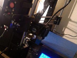 scatola lcd prusa p802m p802ma 90 45 gradi supp gopro led 3d printer parts prusa i3