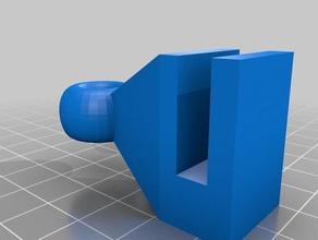 filament guide org prusa i3 mk2 3d printer accessories