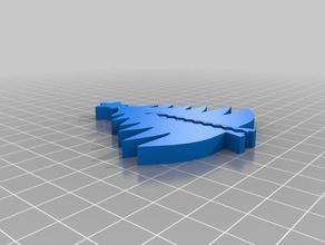 Albero Di Natale Kitchen.Mito3d Albero 3d Printable Models