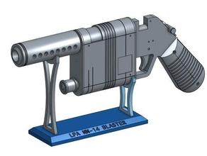 reys lpa nn-14 blaster stand v2 props reys blaster starwars star wars force awakens