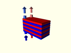 heat exchanger v21 customizable flow fluid heat exchanger water