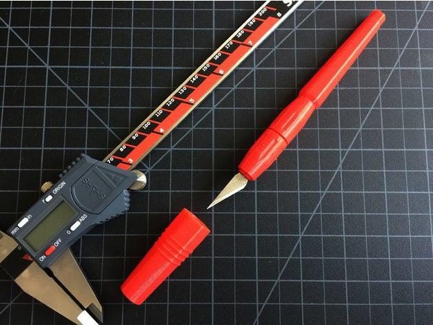 printable hobby knife num