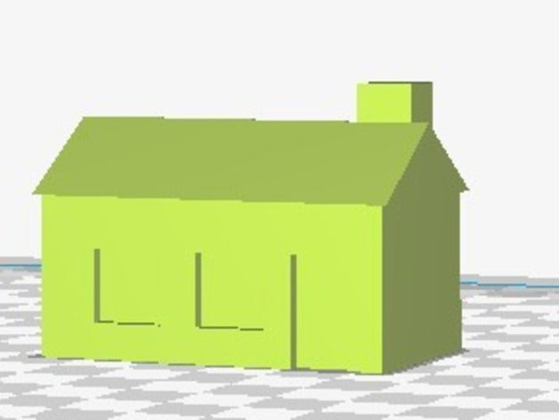small house 3d printing