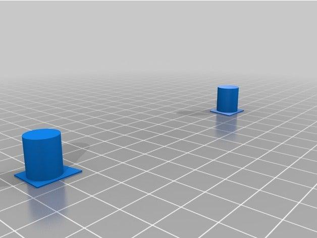 retraction test 3d printi