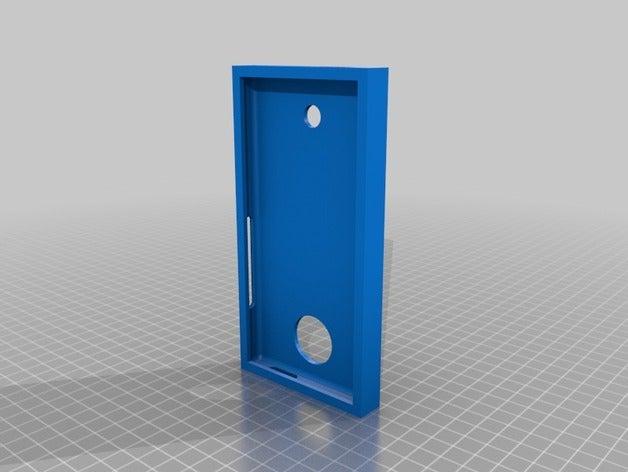 brick-style phone case bl