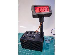 project enclosure 12psu prototype board voltmeter electronics digital voltmeter electronics enclosure enclosure psu cover voltmeter voltmeter box