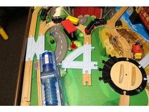 brio track 4th birthday short construction toys brio brio compatible brio train track four imaginarium train track brio toy