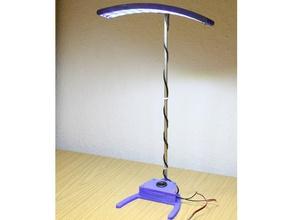 printed led desk lamp diy bulb desginer lamp desk lamp interior lighting lamp lamps led led light led lighting led mount led strip led stripe led strip light lighting lights printed led lamp
