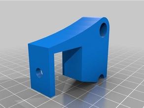lead screw support flsun prusa i3 3d printer parts lead screw support lead screw lead screw adapter