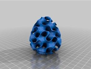 isosurface egg thing math art easter easteregg easter egg egg isosurface