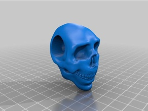 skull paracord bead art bead beads human skull paracord paracord bead skull skull bead