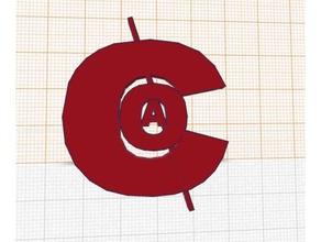 coa logo 3d printing