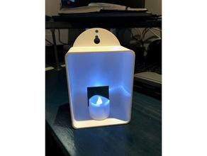 litho light box art litho litholamp lithopane