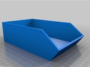 boite household boite boite flat outil rangement