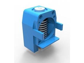 winomo cover rappy bltouch mount 3d printer extruders 40mm fan mount e3d v6 extruder rappy winomo