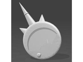 majin ki radar life size accessories dragonball dragonball cosplay majin radar radar