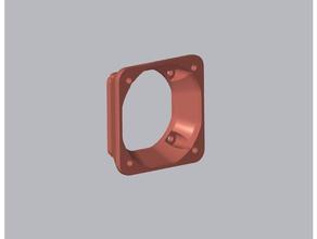 50 mm axial fan 40 mm axial fan reducer 3d printer accessories 40 mm fan 50 mm fan reducer
