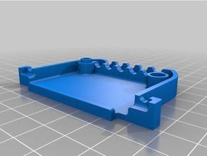 db 37 hood 3d printer parts d-sub db37 db 37 dsub dsub 37