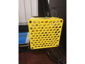 anet a2 12cm fan mount 3d printer accessories 120mm 120mm fan 12cm fan mount anet anet a2 fan fan grill 12cm mount