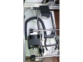 k8200 xy axis upgrade 3d printer parts cable chain endstop k8200 upgrade velleman k8200 velleman k8200 3drag x-axis x-endstop x-y axis x axis x y axis y-axis y-endstop y axis