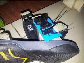 buckle mounting frame velcro sandal accessories buckle frame hack hacks life hack mounting sandal velcro sandal