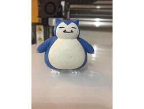 snorlax - pokemon toy & game accessories 3d printer pokedex pokemon pokemon figures pokemon go snorlax