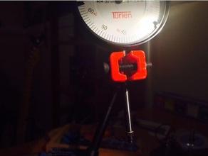 magic arm dial indicator jig
