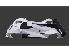 low-poly mazda lm55 vision gran turismo body vehicles 24hoursoflemans gran turismo lemans le mans lm55 mazda vision gran turismo