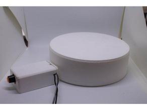 turntable motorized 5 diy 360 360-degree video 360 degree photo motor turntable motorized motorized turntable photo photography rotary rotary table turntable turntables