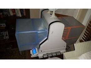 pergo robo3d heat chamber ver 2 3d printer accessories 3dprintable 3dprinting 3d printer abs build platform chamber heatbed heated heated bed heated build chamber heated chamber heater mashup pla robo3d robo3dprinter robo3d plus robo3d r1 robo3d upgrade upgrade upgrades
