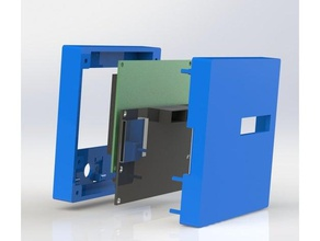 sainsmart smart controller lcd 12864 case 3d printer accessories 3d printer parts 3d printing case sainsmart sainsmart lcd