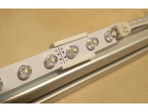 led clip 2020 10mm 3d printer accessories 2020 ctc ctc 3d printer ctc aluminum ctc led ctc printer ctc upgrades led led holder led light led mount