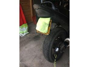 universal motorcycle motorbike rear reflector mount mot automotive mot motorcycle motorcycle mounts rear reflector