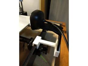 anet a8 hd-3000 mount 3d printer accessories anet a8 camera mount hd3000 lifecam lifecam mount microsoft microsoft lifecam mount