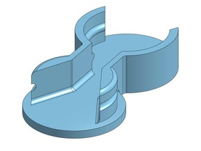 bubble chain 3d printer accessories cable chain cable chain mount cable management