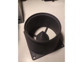 fan adapter 120mm adaptateur ventilateur 120mm 3d printer accessories 120 fan adaptateur 120mm fan mount 95 120 adaptateur case print fan 12v fan mount fan12v fan 120 fan adapter fan adaptor mount fan spool adapter