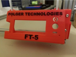 folger tech ft-5 ft-25 control panel cover 2004 lcd w 60 degree viewing angle 3d printer parts control panel folgertech folgertech ft5 ft-25 ft-5 ft25 ft5 ft 25 ft 5