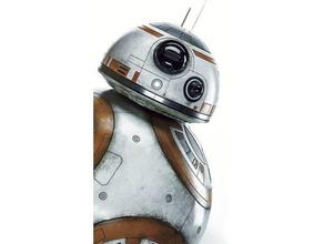 bb8 lithophane force awakens 3d printing bb8 bb8 droid droid lithophane robot sci-fi starwars star wars force awakens