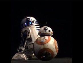 bb8 r2d2 lithophane 3d printing bb8 droid lithophane r2d2 r2d2 bb8 sci-fi starwars star wars force awakens