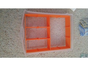 customizable drawer organizer organization container customizable customizable box customized divider dividers drawer drawer divider drawer dividers drawer separators organization organizer seperator