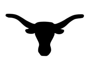 longhorn magnete del frigorifero animali il bestiame frigorifero magnete del frigorifero longhorn steer wslab