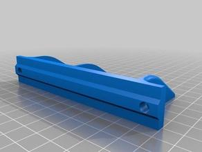dual titan v slot mount 3d printer parts 2020 v-slot extrusion 2040 v slot 2060 v-slot bowden extruder dual extruder e3d-titan e3d titan extruder mount titan v-slot v-slot-extrusion v-slot carriage v-slot extrusion v slot